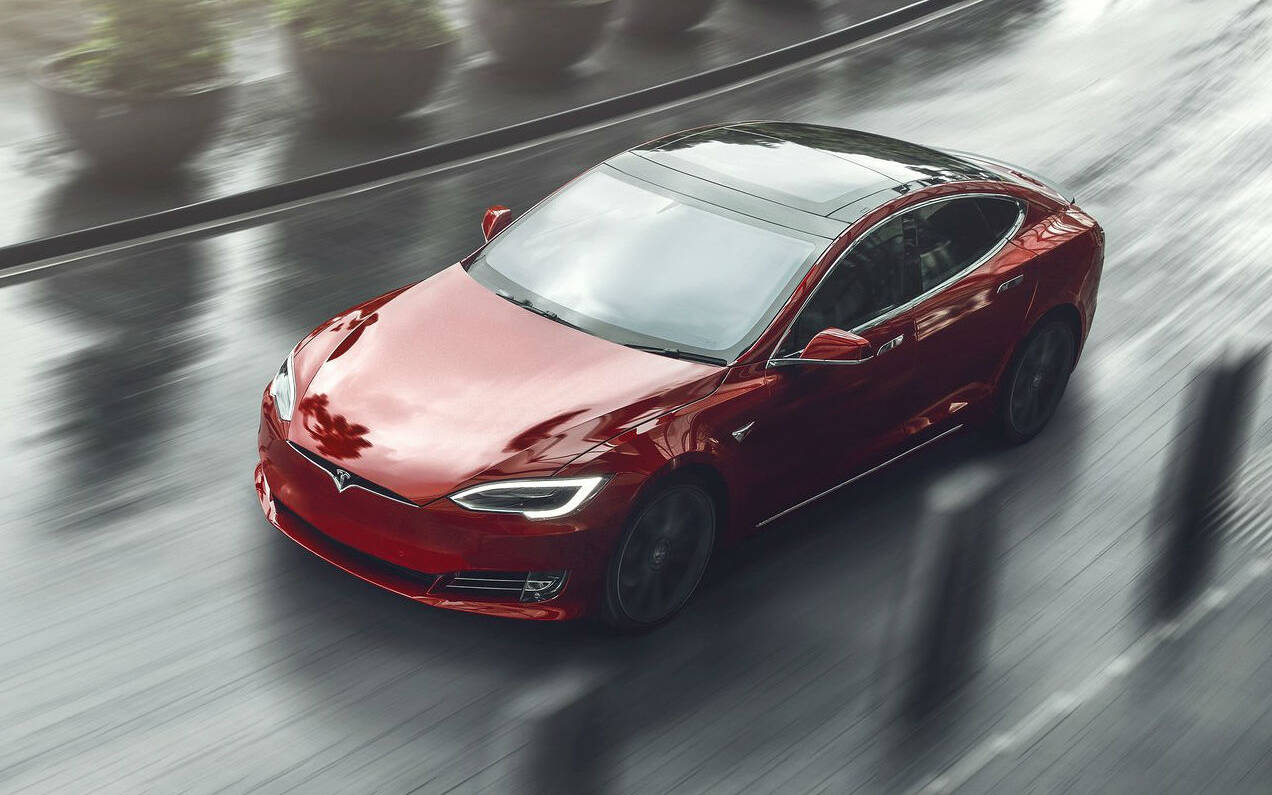 Tesla Model S Plaid Announced With up ...