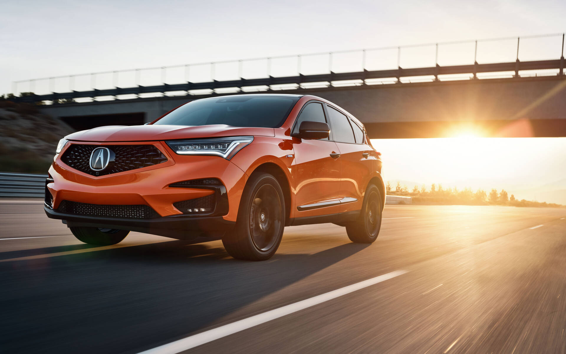 2021 Acura Rdx Pmc Edition Orange Is The New Black The Car Guide