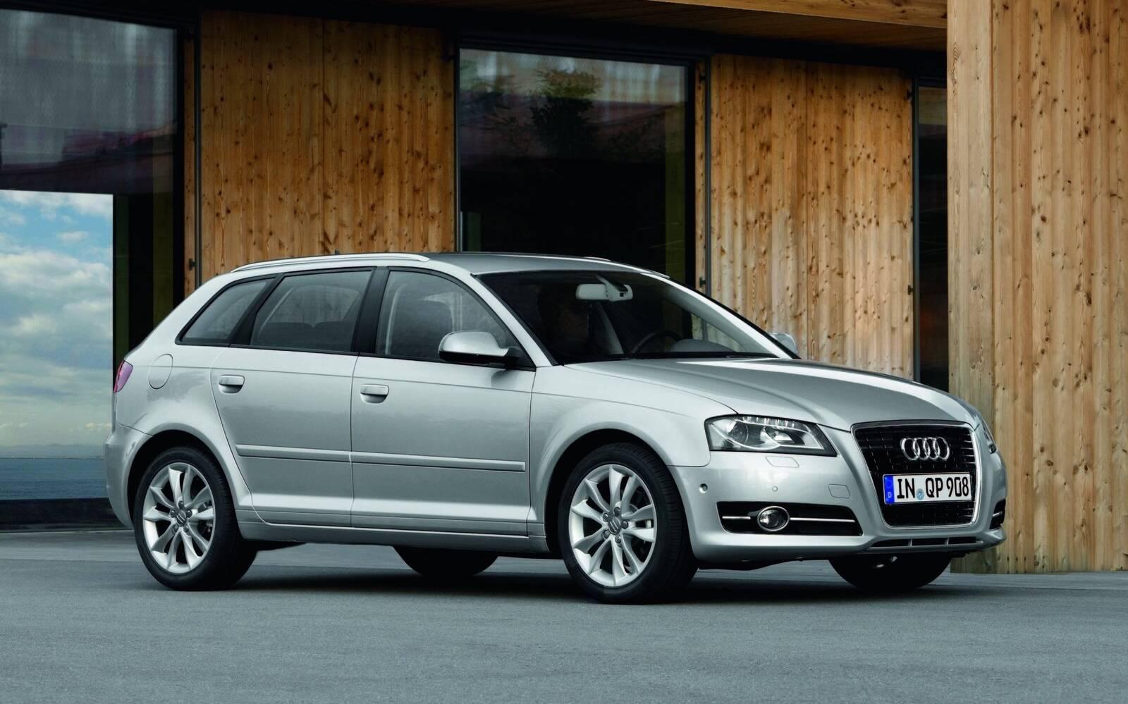 <p>Audi A3 2011</p>