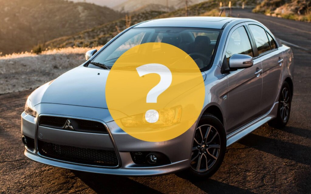 What should I replace my 2015 Mitsubishi Lancer AWC with?