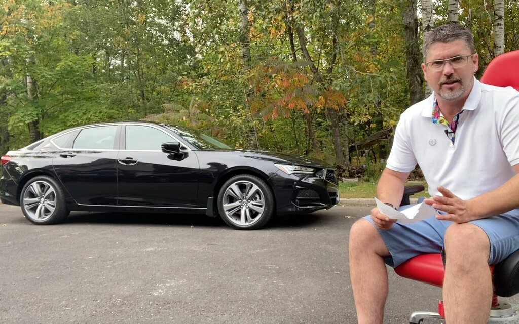 How much does… the 2021 Acura TLX cost?