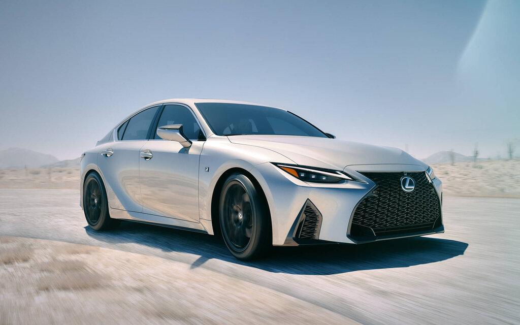 Lexus IS 2021: we know its price