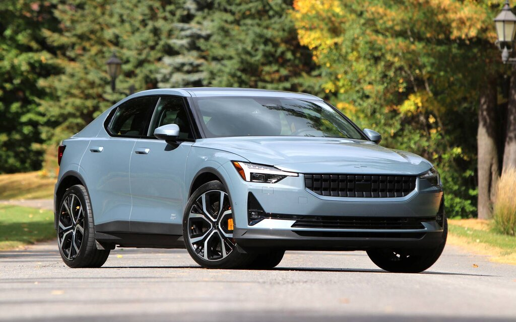 Polestar 2 2021: what if the 2 offered more than the 3?