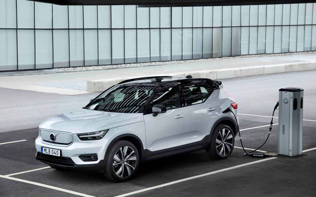 Volvo XC40 Recharge: the all-electric SUV is coming to the country soon
