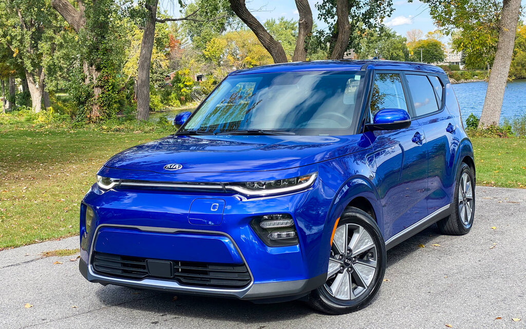 Kia Soul EV 2021: hard not to be convinced