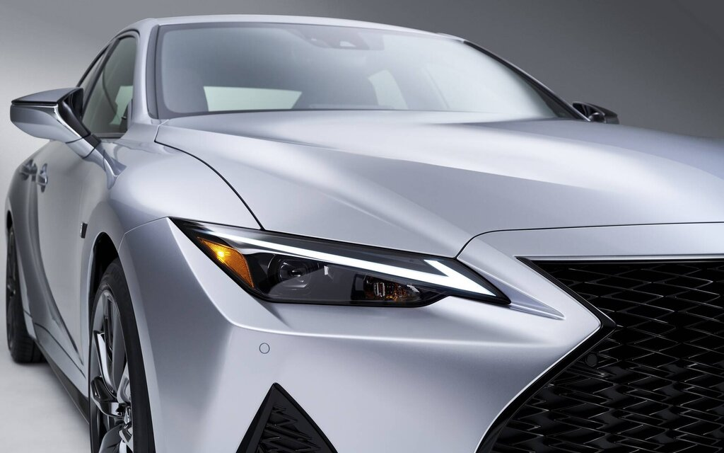 445351 lexus is 2021 un design conservateur mais evolutif