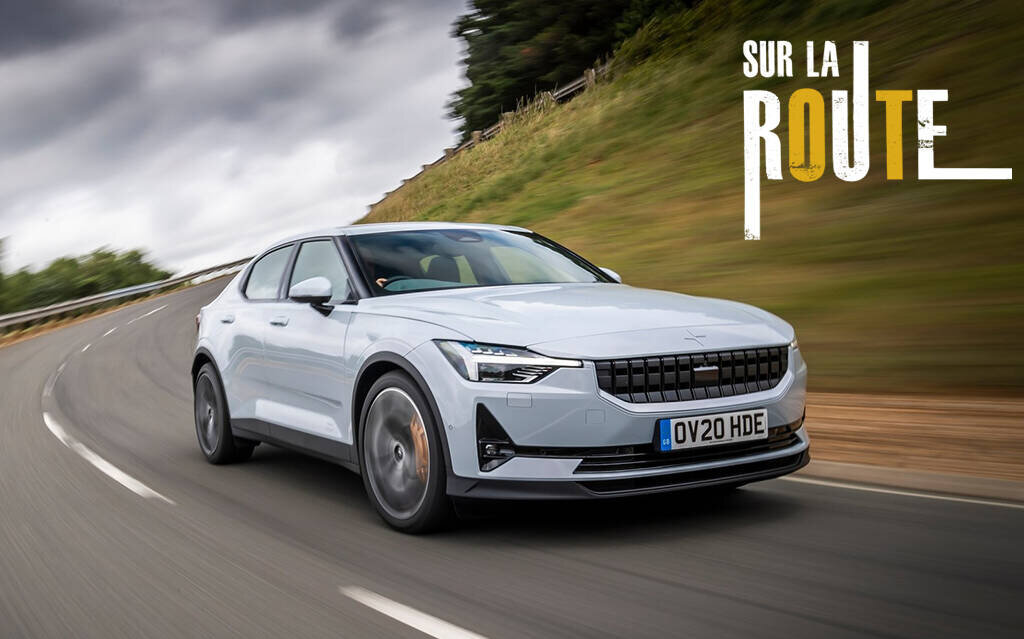 On the road: 2021 Polestar 2 put to the test