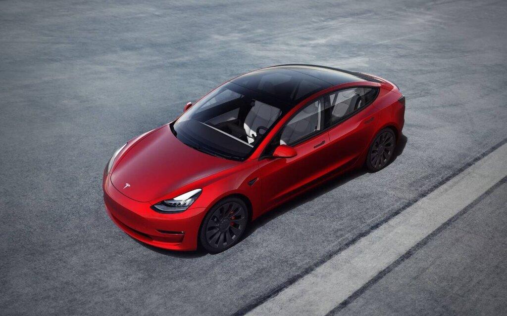 2021 Tesla Model 3 Gets Many Upgrades, Longer Range on All ...