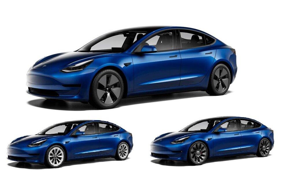 Tesla Model 3 2021 : plusieurs nouveautés et encore plus d ...
