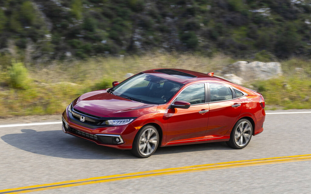 2021 Honda Civic: five things to know