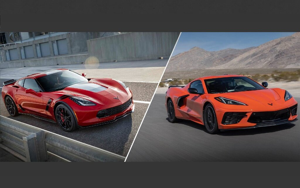 Auction: two very special Corvettes could be yours