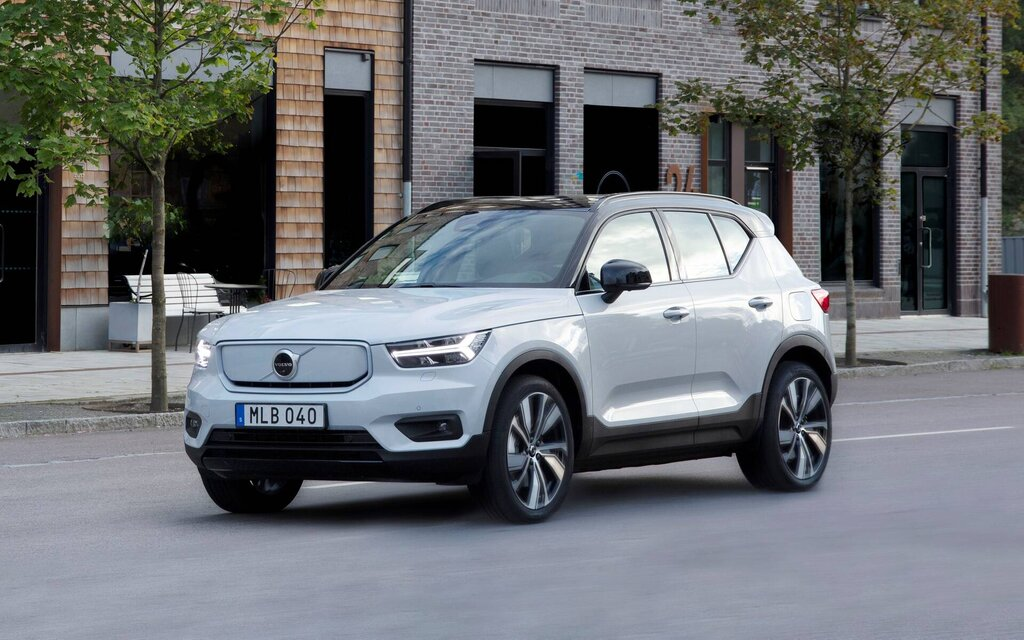 Volvo announces Canadian price for XC40 Recharge