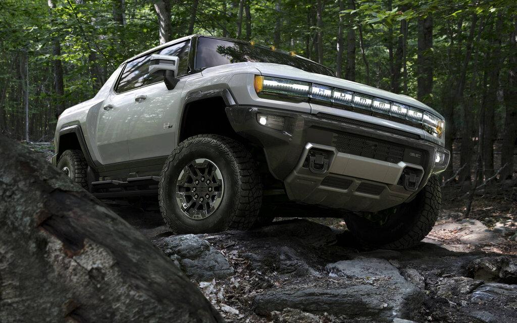 Hummer: from macho to zero emission vehicle