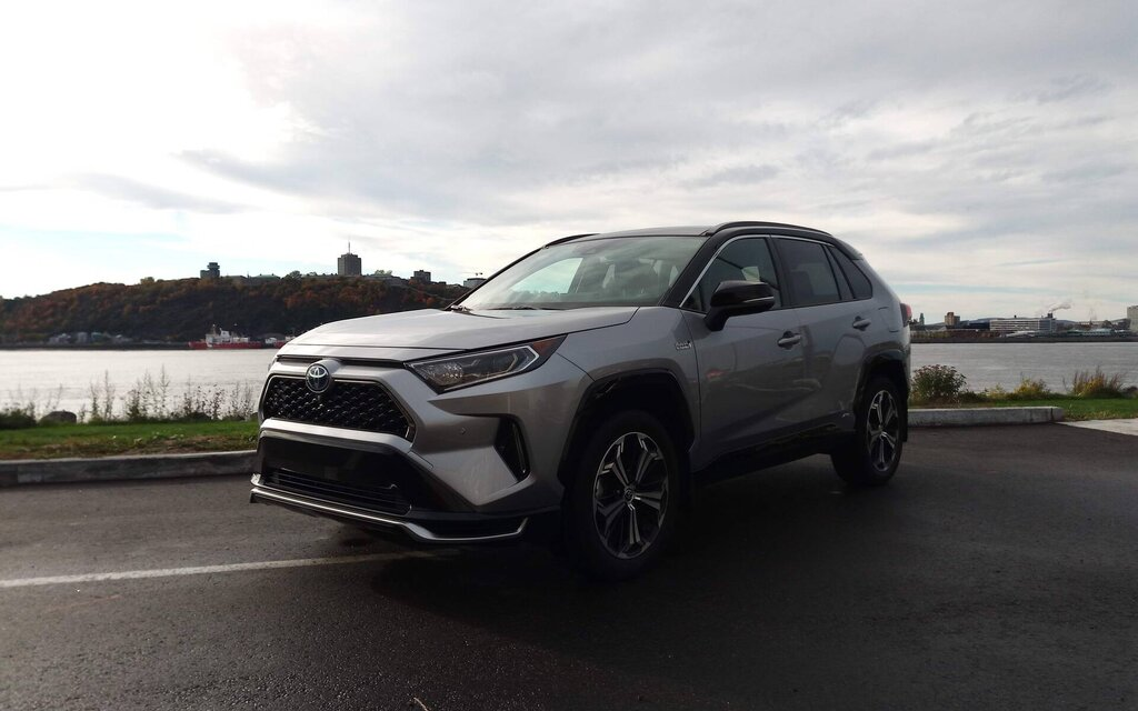 2021 Toyota RAV4 Prime: getting close to perfection