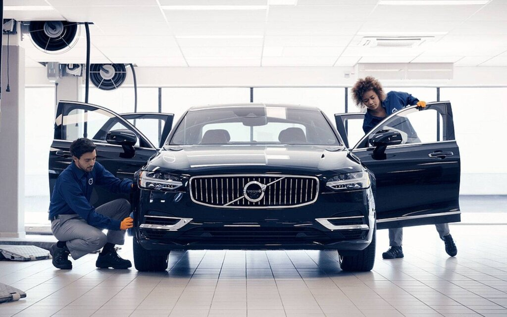 Volvo Valet: a new service in the age of distancing