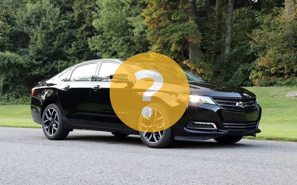 Used Chevrolet Impala: is it a good choice?
