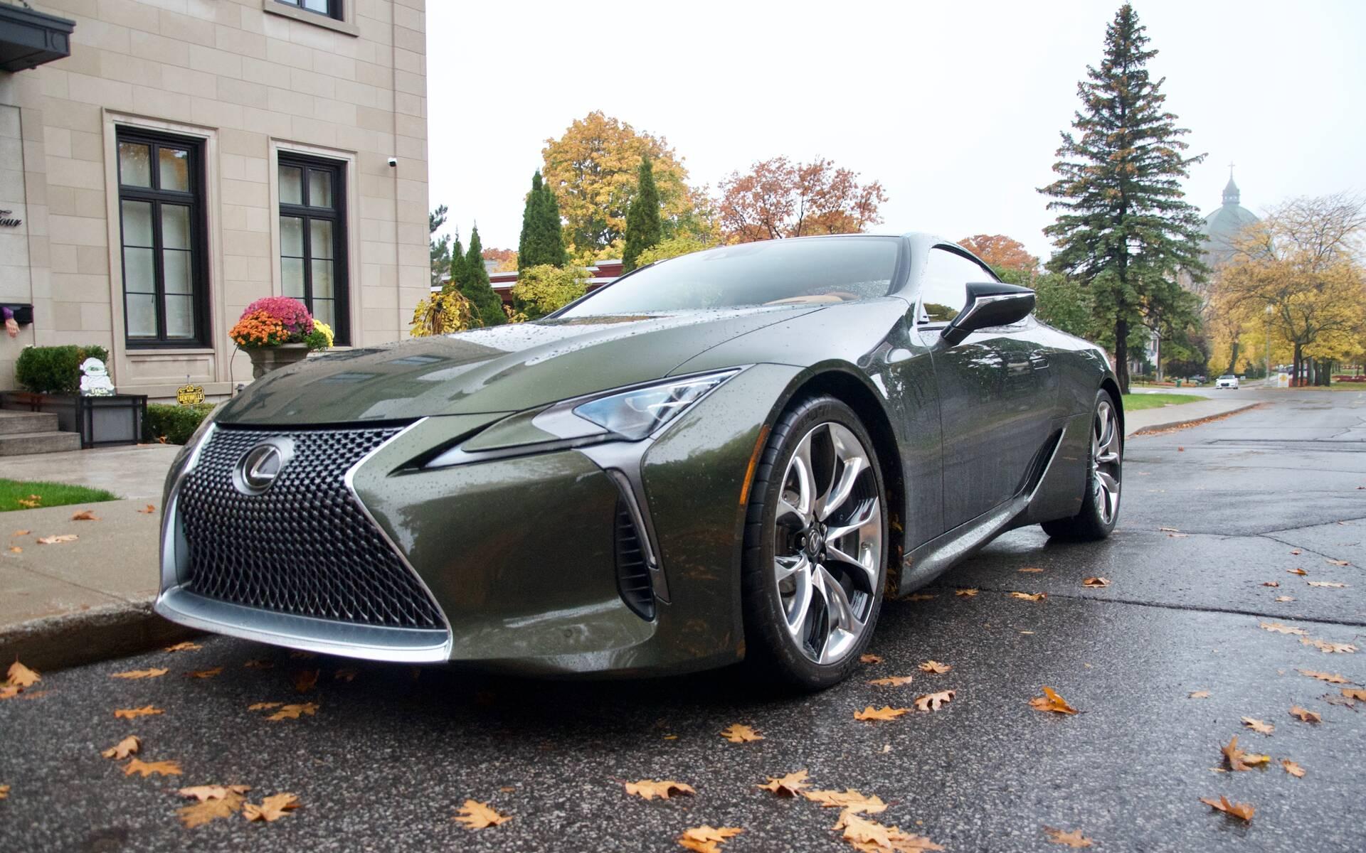 Lexus LC500 2021