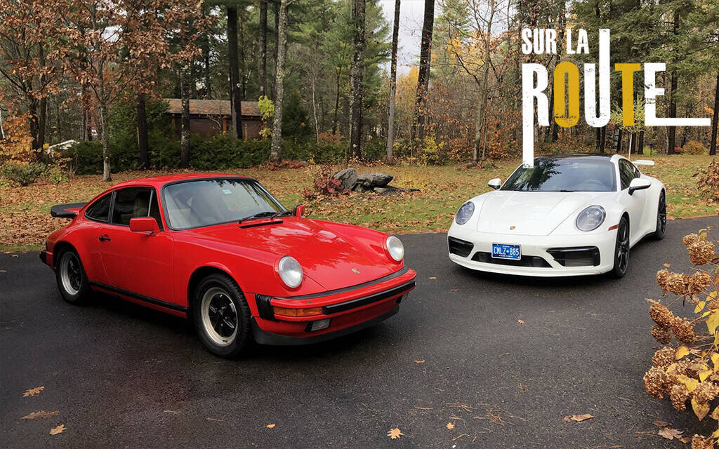 On the road: which Porsche would you choose?