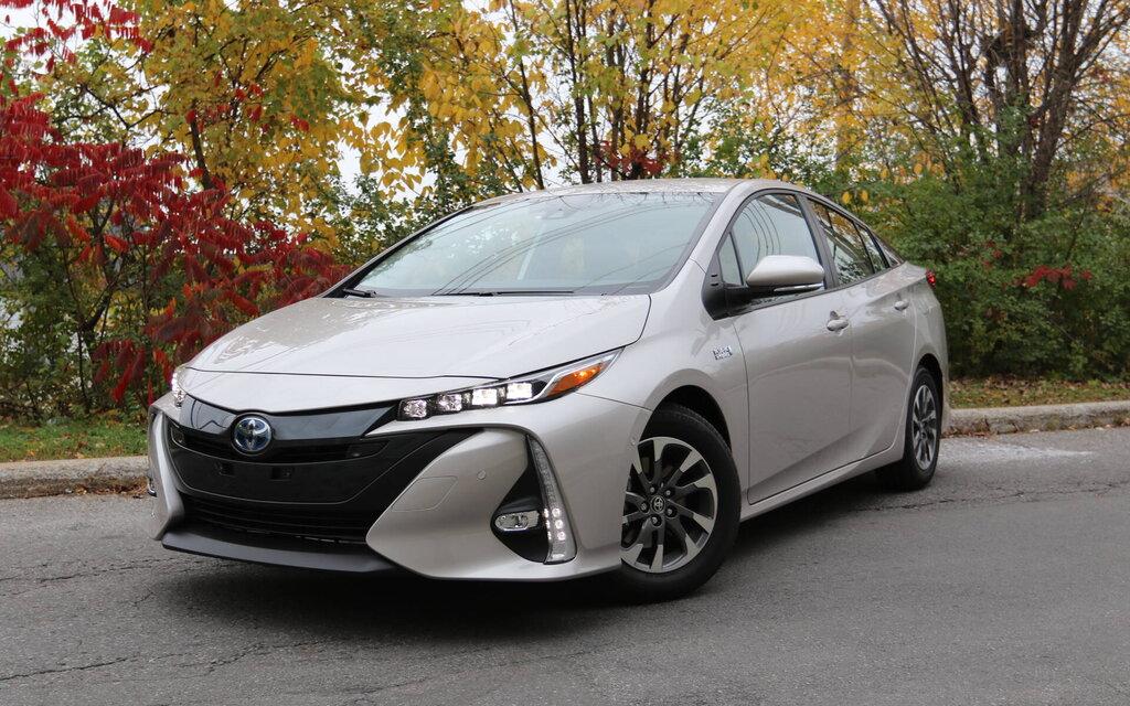 2021 Toyota Prius Prime: In Praise of Pragmatism