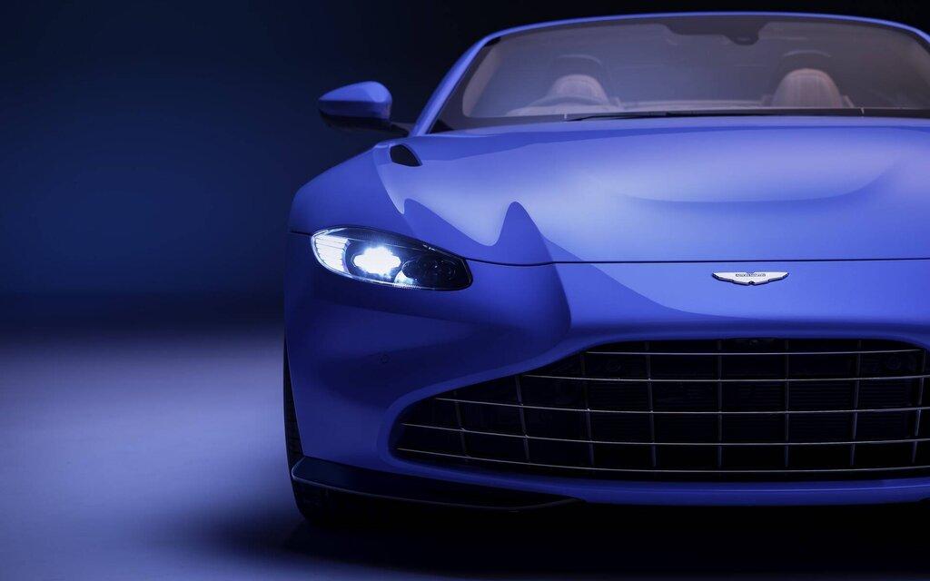 Mercedes-Benz agrees to electrify Aston Martin
