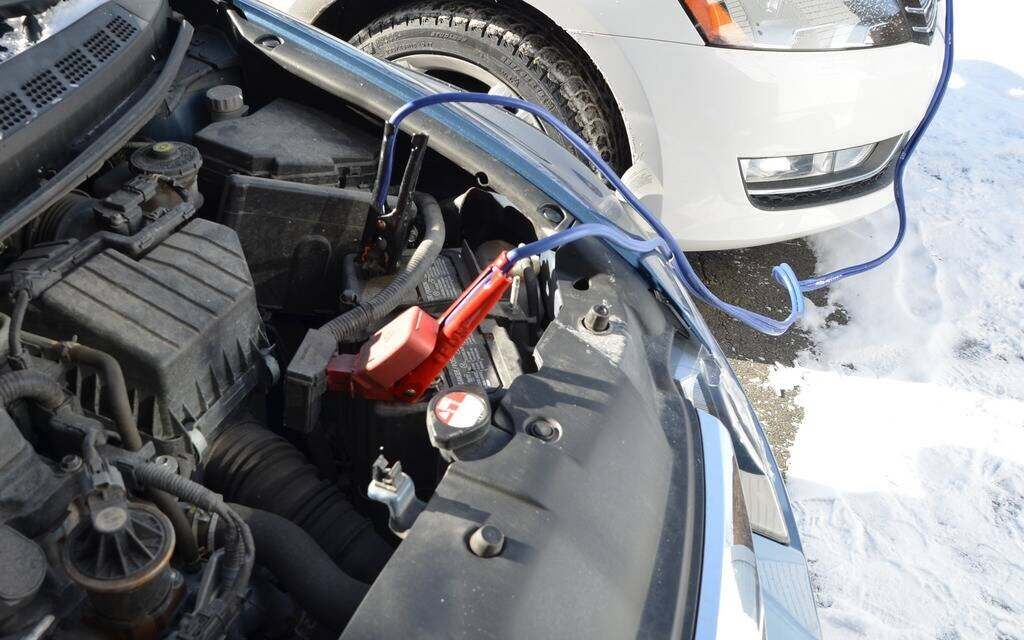 A good tip: have your car battery tested before winter