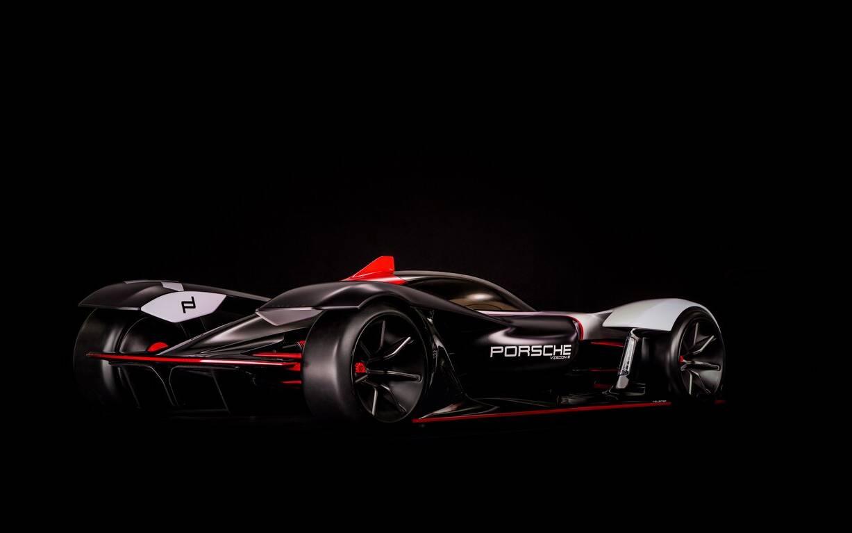 <p>Porsche Vision E – 2019</p>