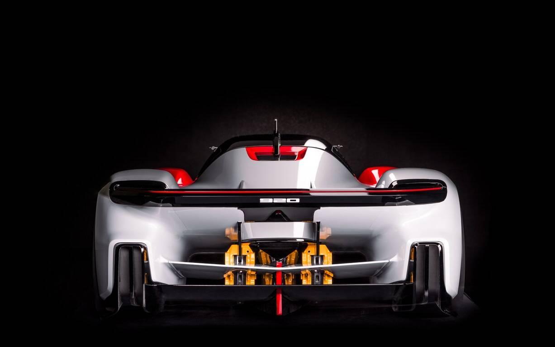 <p>Porsche Vision 920 - 2019</p>