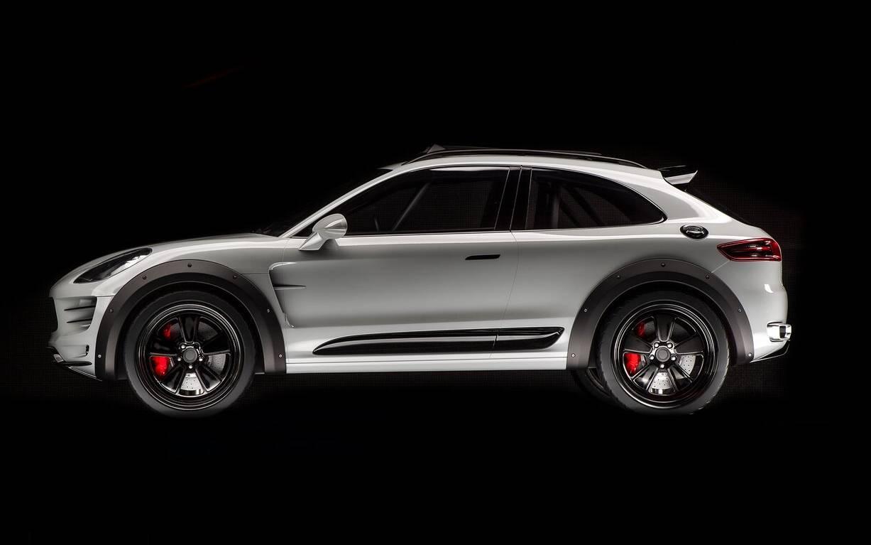 <p>Porsche Macan Vision Safari – 2013</p>