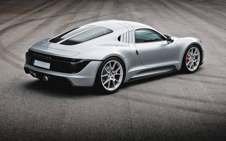 <p>Porsche Le Mans Living Legend – 2016</p>
