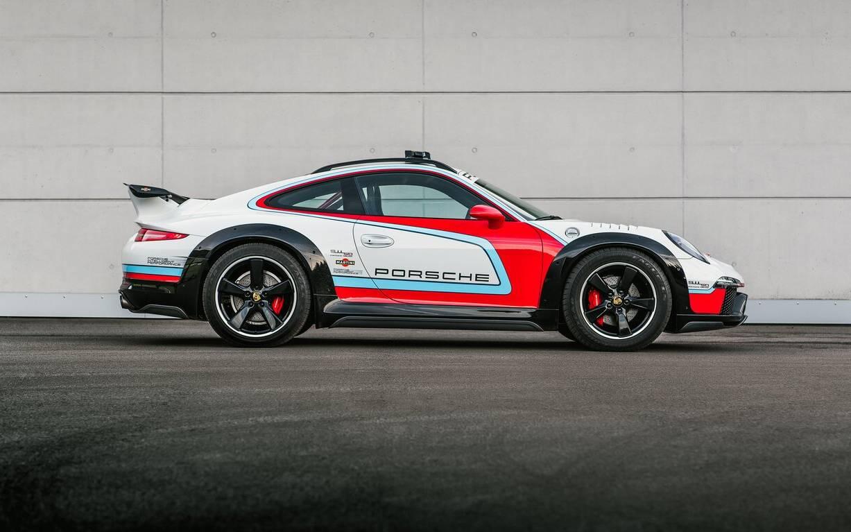 <p>Porsche 911 Vision Safari – 2012</p>