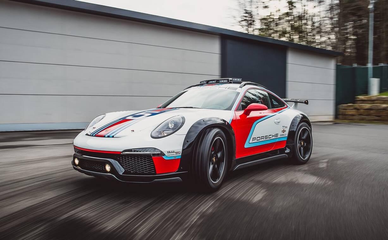 <p>Porsche 911 Vision Safari - 2012</p>