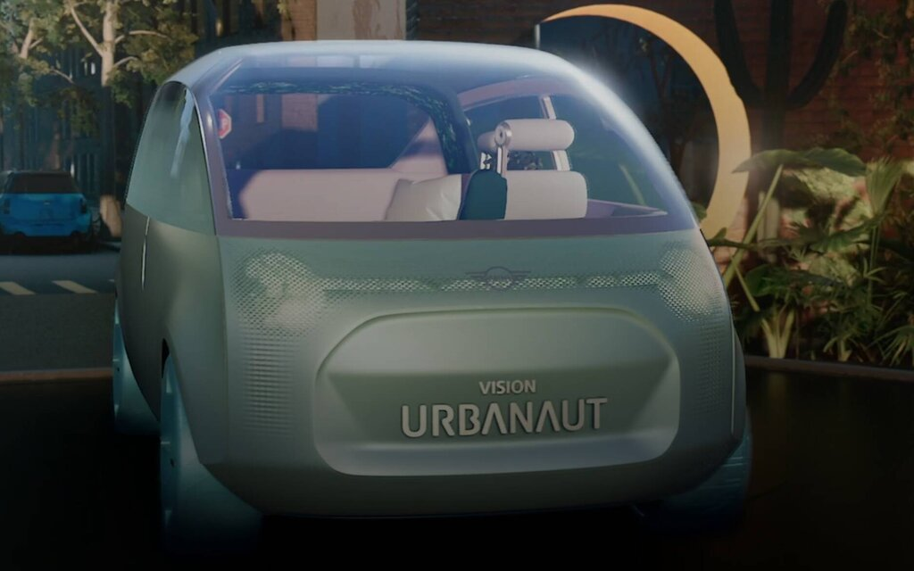 Mini Vision Urbanaut: the crossover of the future?