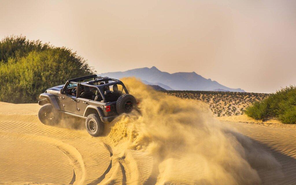 450035 jeep ajoute un v8 sous le capot du wrangler rubicon 2021