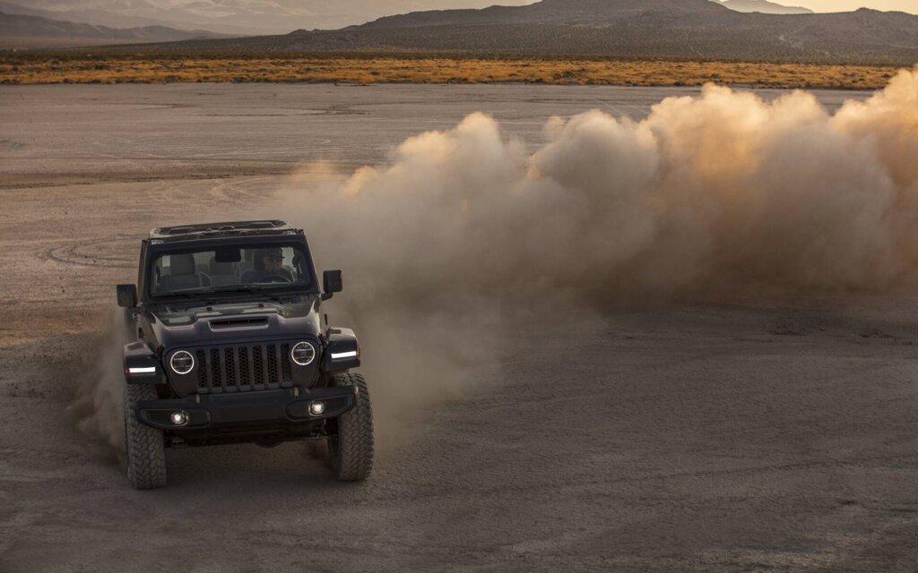 450036 jeep ajoute un v8 sous le capot du wrangler rubicon 2021