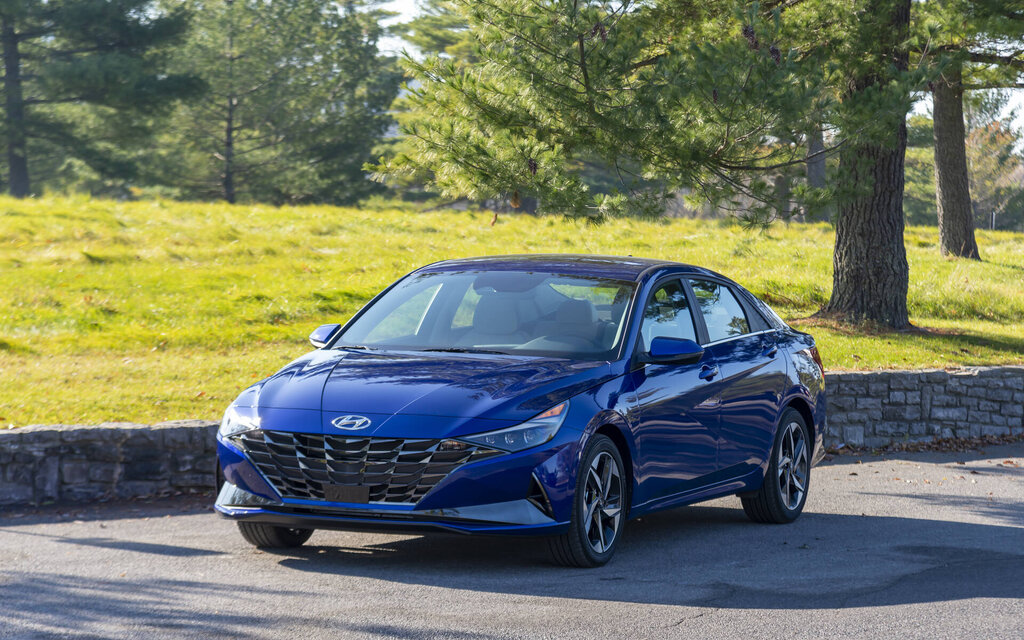Hyundai Elantra 2021: a good step forward