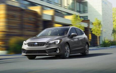2021 Subaru Impreza: Five Things to Know   The Car Guide