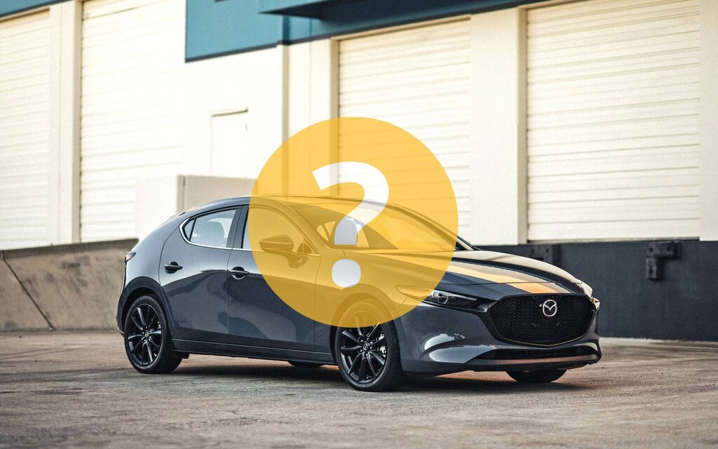 Mazda3 2021: are we waiting for the turbo or not?