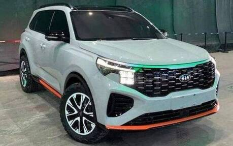 Is This Actually The New 2022 Kia Sportage The Car Guide