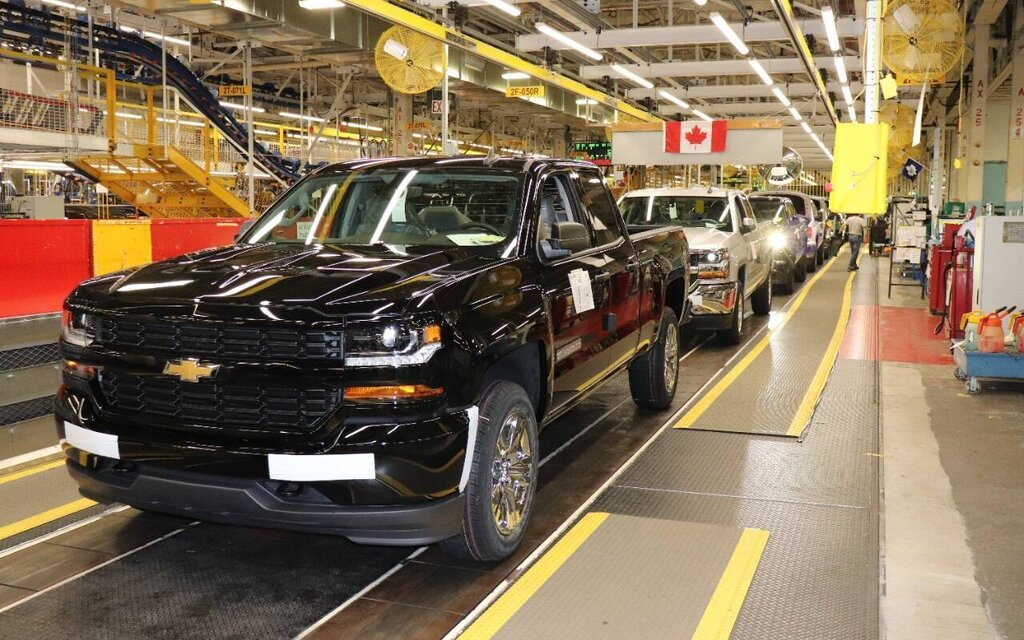 GM prepares to relaunch its pickup truck plant in Oshawa
