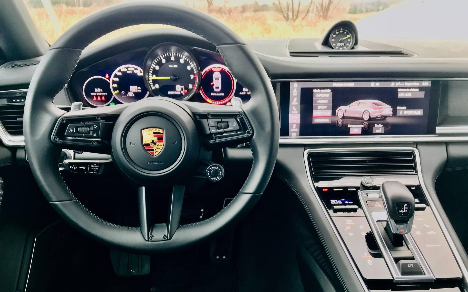 <p>Porsche Panamera 4S e-hybrid 2021</p>