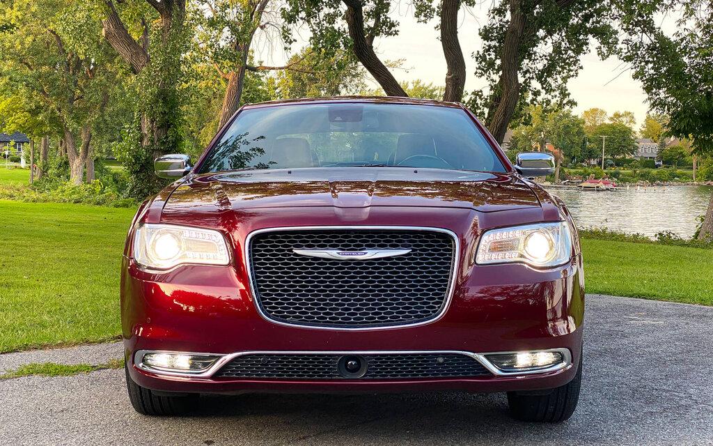 Chrysler 300 2020: évitons les blagues faciles