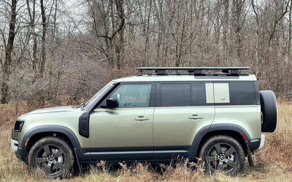 2021 Land Rover Defender: The Silver Lining to 2020 - The ...