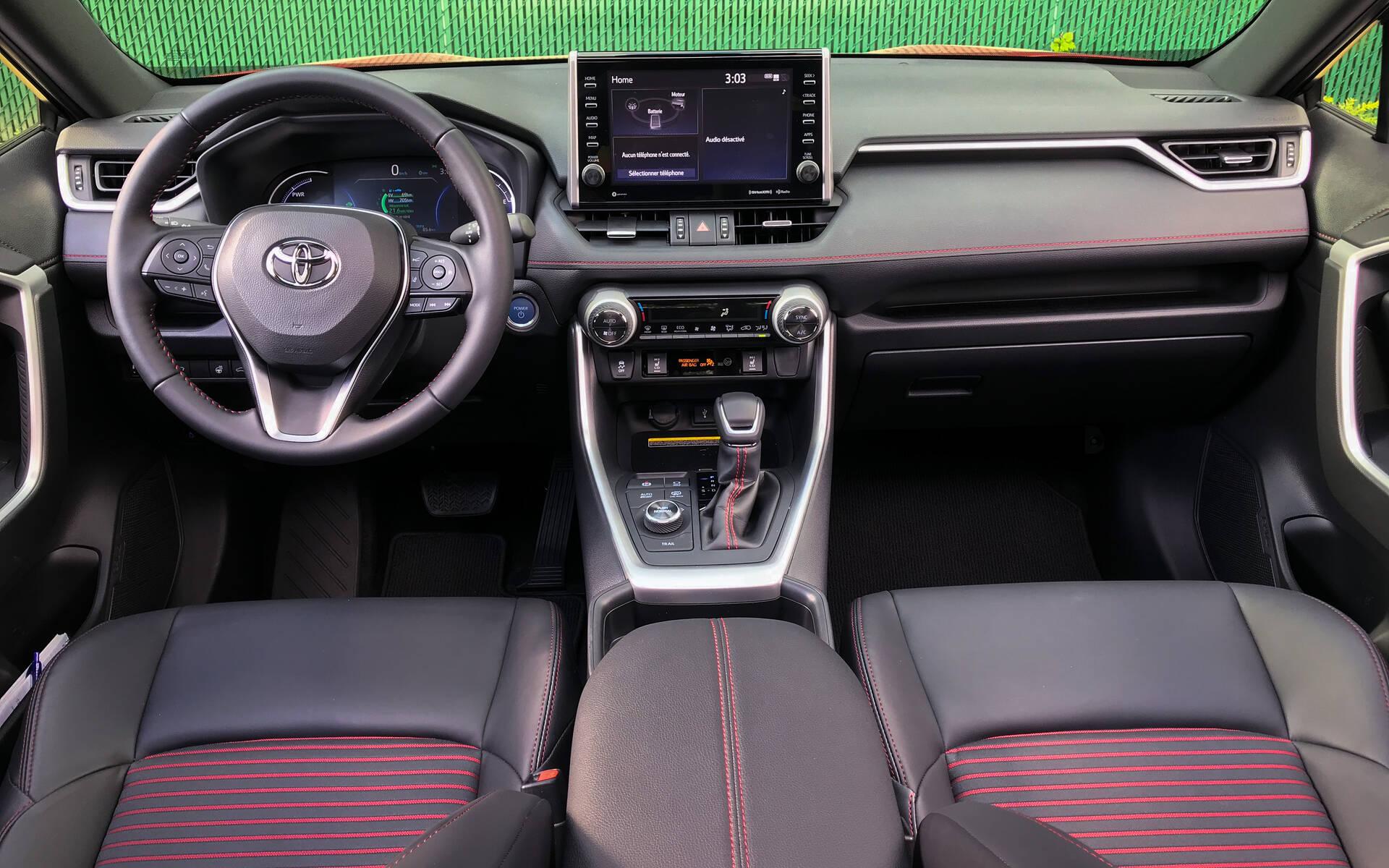 <p>Toyota RAV4 Prime XSE 2021</p>