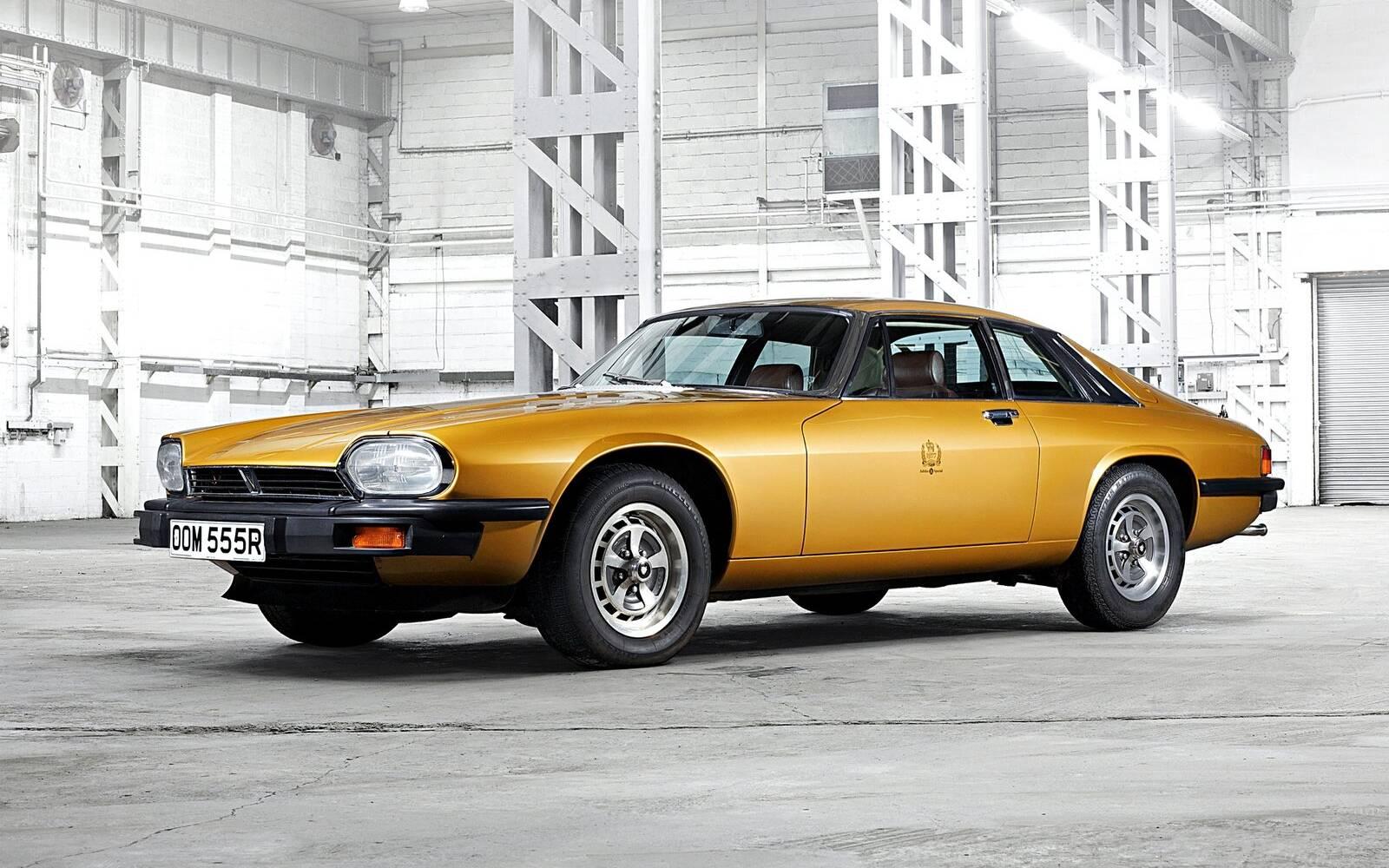 <p>Jaguar XJ-S 1976</p>