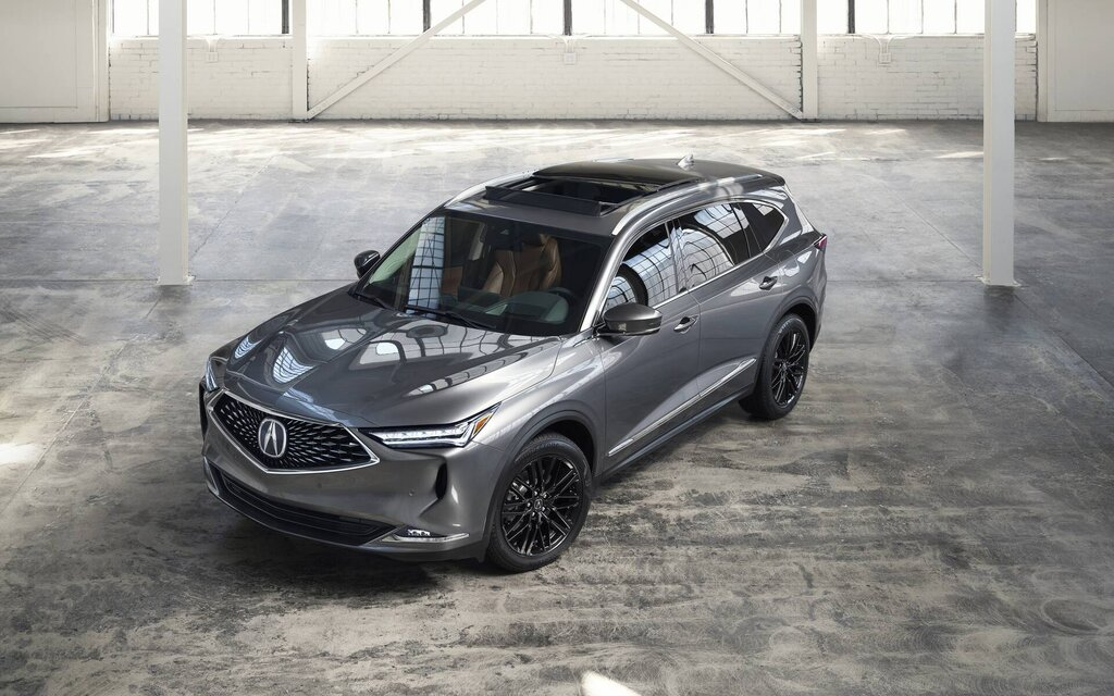 2022 acura mdx goes on sale next week, pricing is up - the