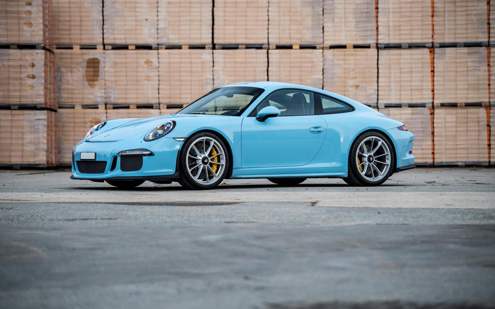 <p>Porsche 911 R 2016</p>