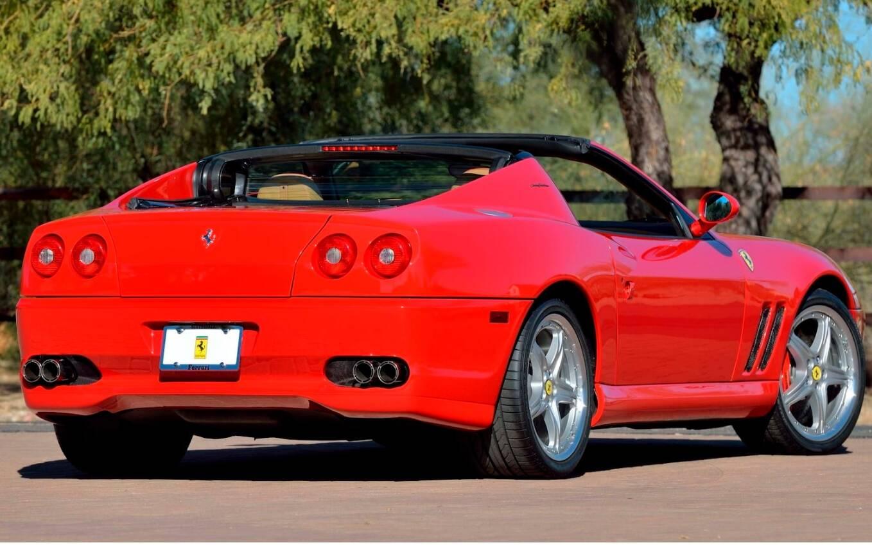 <p>Ferrari 575M Superamerica 2005</p>