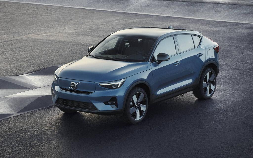 Volvo veut moins de berlines et familiales