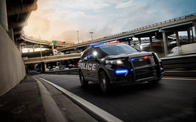 <p>Ford Explorer Police Responder (USA)</p>