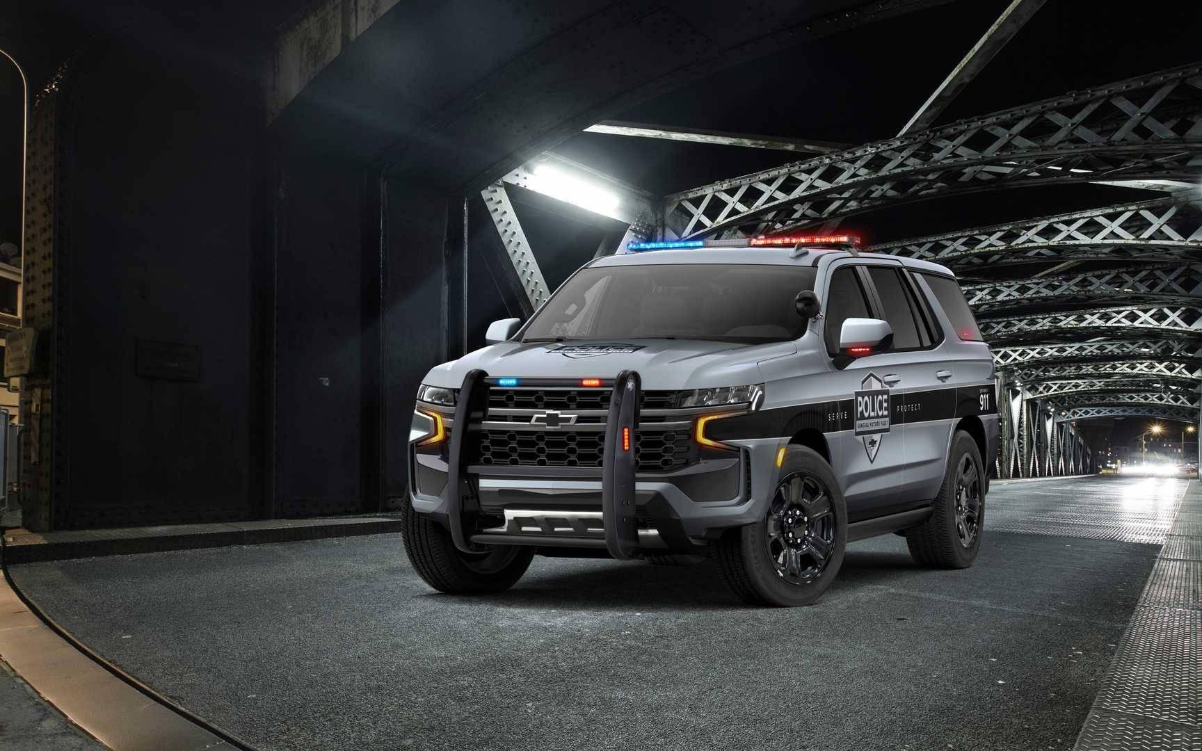 <p>Chevrolet Tahoe PPV (USA)</p>